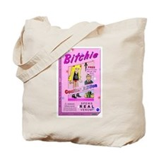 Coulter Bitchie Doll Tote Bag