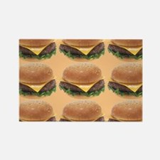 Burger Magnets