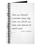 Nietzsche on Dance Journal