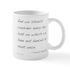 Nietzsche on Dance Mug