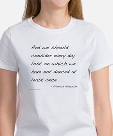 Nietzsche on Dance Tee