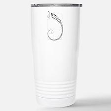 Fibonacci Pi Travel Mug
