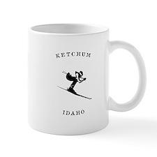 Ketchum Idaho Ski Mugs