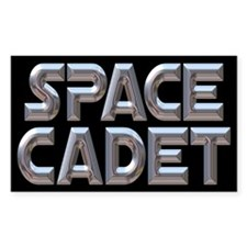 Space Cadet v1 Rectangle Decal