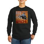 ah64a apache Long Sleeve T-Shirt