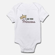 I am the Princess Infant Bodysuit