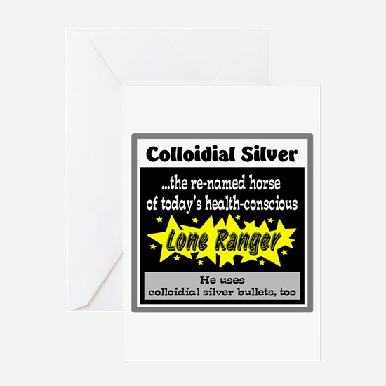 Colloidial Silver Greeting Cards