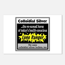 Colloidial Silver Postcards (Package of 8)
