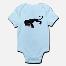 Panther Infant Bodysuit