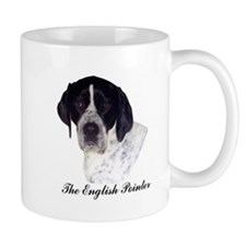 English Pointer Small Mug