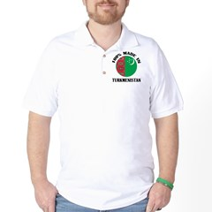 Made In Turkmenistan T-Shirt