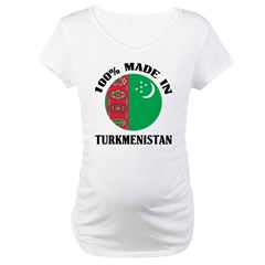 Made In Turkmenistan Shirt