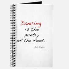 Dryden on Dance Journal