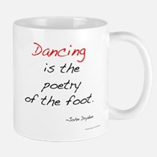 Dryden on Dance Mug