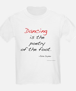Dryden on Dance T-Shirt