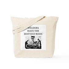 WELDER1 Tote Bag