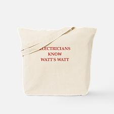 ELEC6 Tote Bag