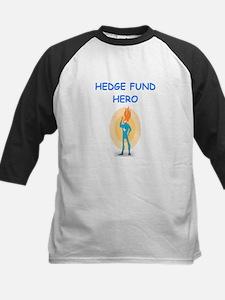 hedge fund Kids Baseball Jersey