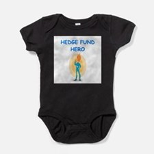 hedge fund Baby Bodysuit