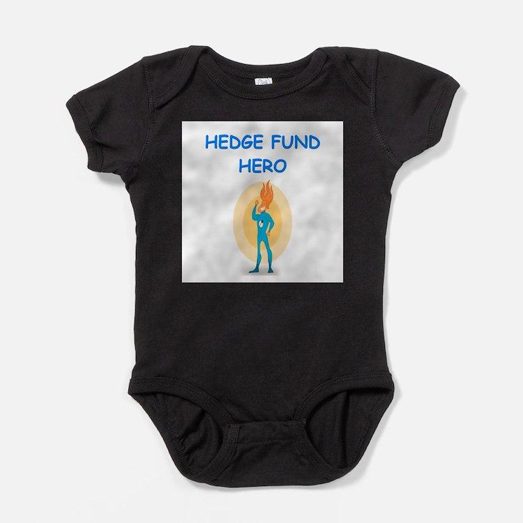 hedge fund Baby Bodysuit