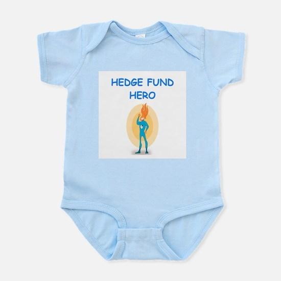 hedge fund Infant Bodysuit