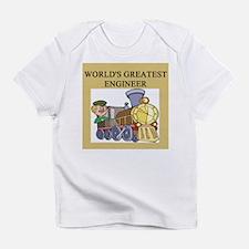 funny joke engineers engineering Infant T-Shirt