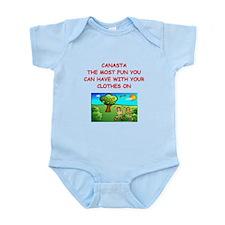 CANASTA Infant Bodysuit