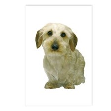White Wire Haired Dachshund Postcards (Package of