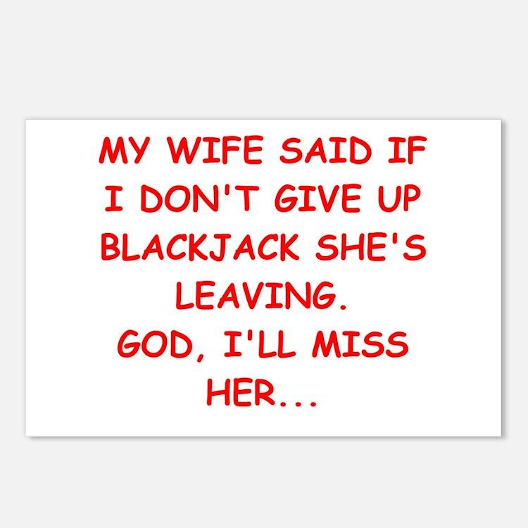 Blackjack templates