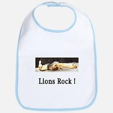 Lions Rock ! Bib