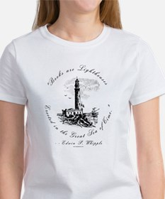 Books are Lighthouses<br> Tee
