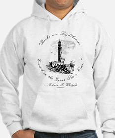 Books are Lighthouses<br> Hoodie