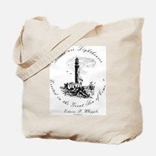 Books are Lighthouses<br> Tote Bag
