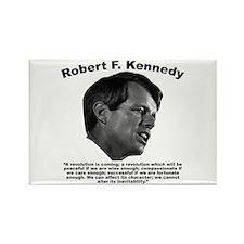 RFK: Revolution Rectangle Magnet