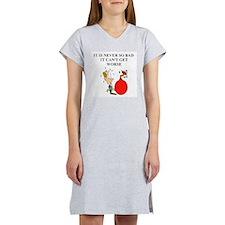funny jewish joke Women's Nightshirt