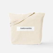 Anticrombie Tote Bag