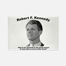 RFK: Involve Rectangle Magnet