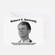 RFK: Involve Greeting Card