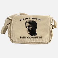 RFK: Change Messenger Bag
