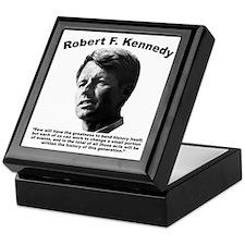 RFK: Change Keepsake Box
