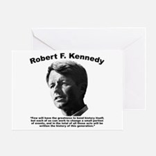 RFK: Change Greeting Card