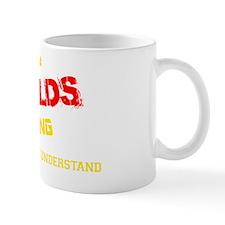 Funny Sheild Mug