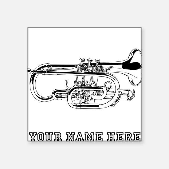 Custom Baritone Horn Sticker