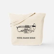 Custom Baritone Horn Tote Bag