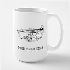 Custom Baritone Horn Mugs