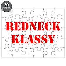 Redneck_Klassy Puzzle