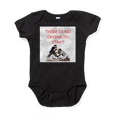 baaeball gifts Baby Bodysuit