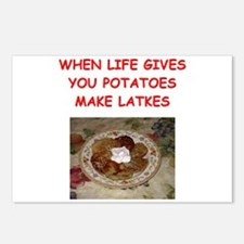 LATKES2 Postcards (Package of 8)