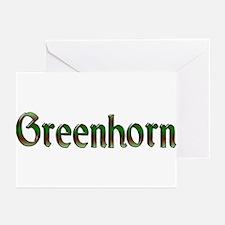 greenhorn Greeting Cards (Pk of 10)