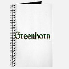 greenhorn Journal